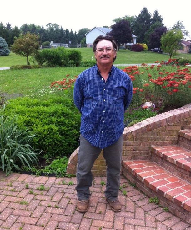 Jeff Janvier - landscaper in Wilmington